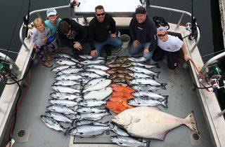Alaska Salmon Fishing Charter